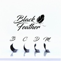 Black Feather M curl