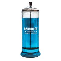 Barbicide desinfektions glas