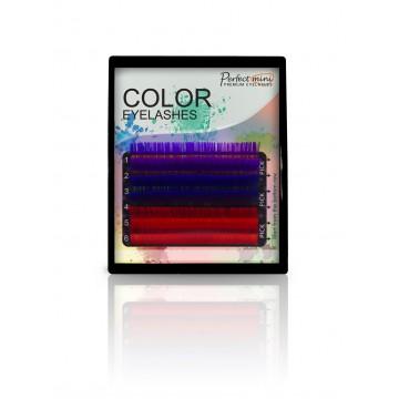 Tri Colour Lashes